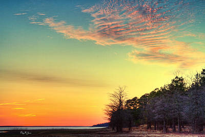 Photograph - Southern Lights-8 by Barry Jones