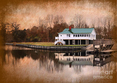 Photograph - Southern Living by Kathy Baccari