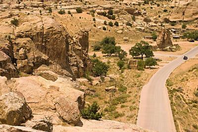 Southern Mesa View Art Print