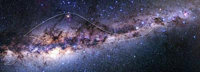 Antares Photograph - Southern Milky Way by Babak Tafreshi
