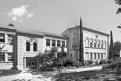 Special Occasion Photograph - Southern Oregon University - Churchill Hall by University Icons