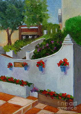 Painting - Southern Spain by Vicki Brevell