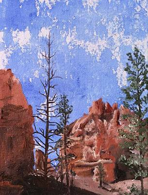 Painting - Southern Utah Grandeur by Nila Jane Autry
