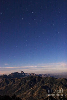 Quinlan Photograph - Southern View From Kitt Peak by Babak Tafreshi