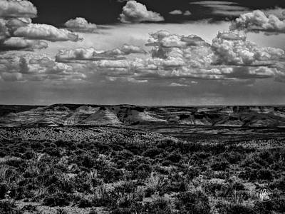 Landscape Photograph - Southern Wyoming 001 by Lance Vaughn