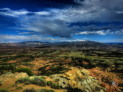 Photograph - Southern Wyoming 007 by Lance Vaughn