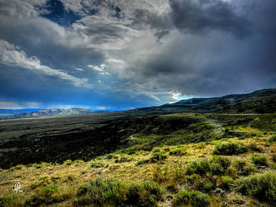 Photograph - Southern Wyoming 010 by Lance Vaughn
