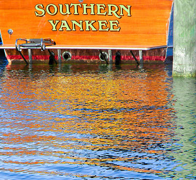 Photograph - Southern Yankee by Christy Usilton