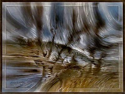Pastel - Southparkscape 2010 by Glenn Bautista