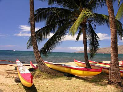 Photograph - Southside Of Maui by Robert Lozen