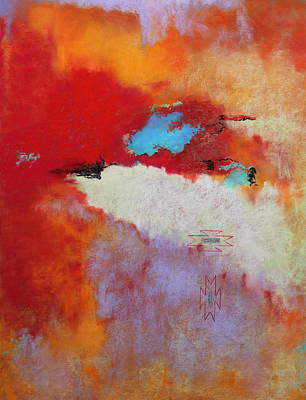 Painting - Southwest Color Burst by M Diane Bonaparte