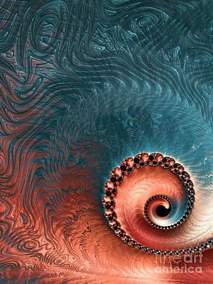 Digital Art - Southwest Palette  by Heidi Smith