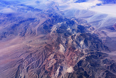 Photograph - Southwestern Deserts - Northern Arizona And Southeastern Nevada by Photography  By Sai