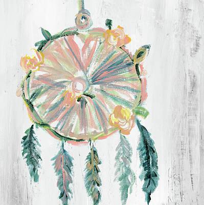 Southwestern Garden Dream Art Print by Pamela J. Wingard