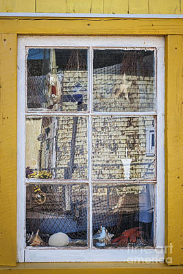 East Village Photograph - Souvenir Store Window by Elena Elisseeva