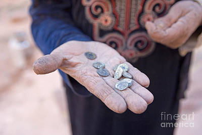 Jordan Souvenirs Photograph - Souvenirs, Petra, Jordan by Adam Sylvester