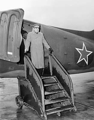 Petrov Photograph - Soviet Officer, C1944 by Granger