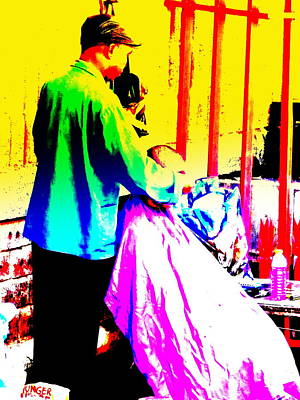 Beers On Tap - Soweto Haircut by Funkpix Photo Hunter