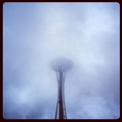 Photograph - Space Needle by Gary Smith