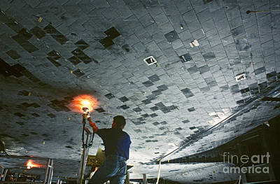 Space Shuttle Columbia Art Print by James L. Amos