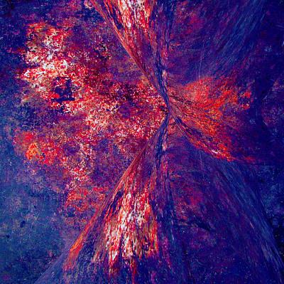 Digital Art - Space Travel by Stephanie Grant