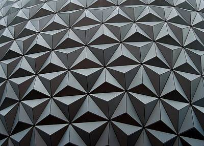 Photograph - Spaceship Earth by JAMART Photography