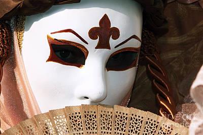 Carnevale Photograph - Spades by John Rizzuto