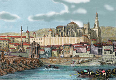 Spain, Andalusia, Cordoba Art Print
