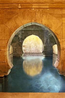 Al Andalus Photograph - Spain. Andalusia. Granada. Alhama De by Everett