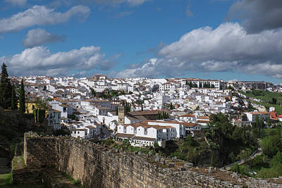 Spain, Andalusia, Ronda Art Print