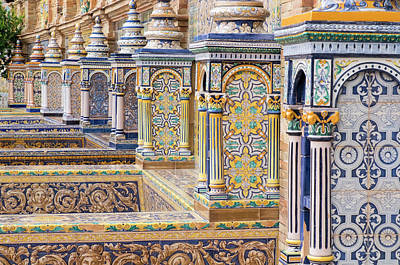 Spain, Andalusia, Seville Art Print