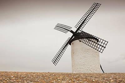 Spain, Castile-la Mancha Region, Ciudad Print by Walter Bibikow