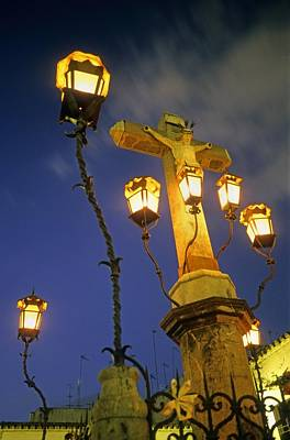 Spain. Cordoba. Cristo De Los Faroles Art Print by Everett
