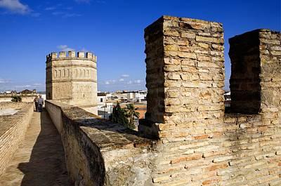 Campinas Photograph - Spain. Jerez De La Frontera. Walls by Everett