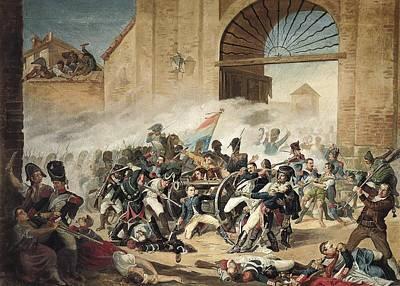 Spain. Peninsular War 1808-1814. The Art Print