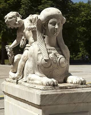 Spain. Segovia. Royal Palace Of La Art Print