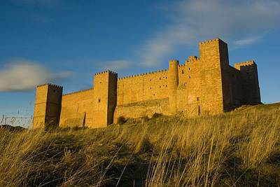 Sig Photograph - Spain. Sig�enza. The Medieval Castle by Everett