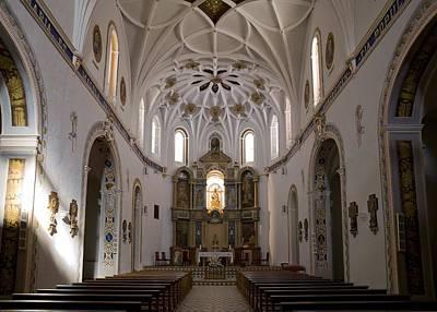 Teruel Photograph - Spain. Teruel. Estercuel. Monasterio De by Everett