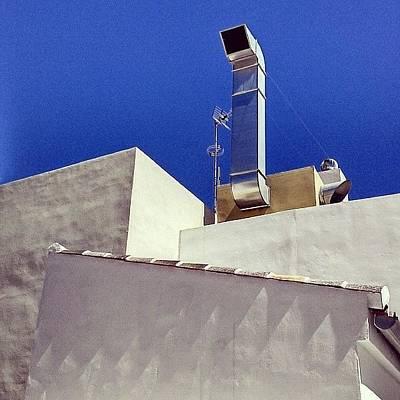 Angle Photograph - Spanish Angle by Seth Vincent