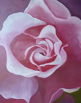 Bloom Painting - Spanish Beauty 2 by Claudia Goodell