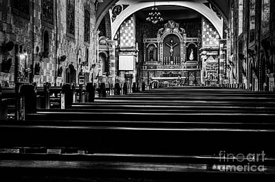 Photograph - Spanish Cathedral 1 by Michael Arend