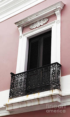 Spanish Colonialism Architecture Art Print by John Rizzuto