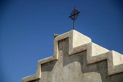 Photograph - Spanish Cross II by Randy Green