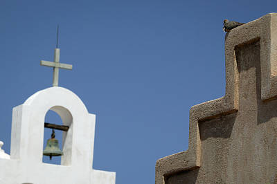 Photograph - Spanish Cross IIi by Randy Green