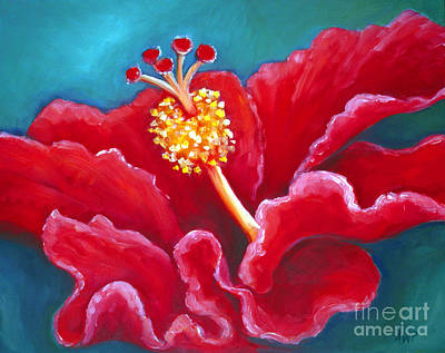 Painting - Spanish Dancer by Audrey Peaty