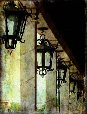 Spanish Lights Art Print