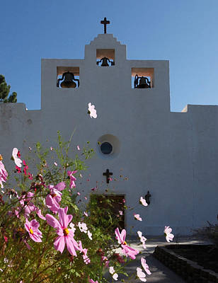 Art Print featuring the photograph Spanish Mission by Susan Rovira