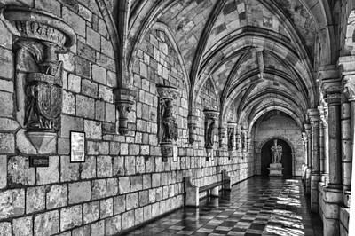 B Photograph - Spanish Monastary by Stefan Mazzola