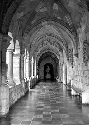 Church Photograph - Spanish Monastery Miami by Steven Richman
