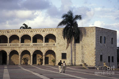 Photograph - Spanish Palace Santo Domingo by John  Mitchell